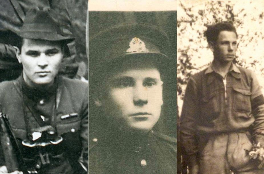 Rasti ir atpažinti 11-os partizanų ir jų rėmėjų palaikai
