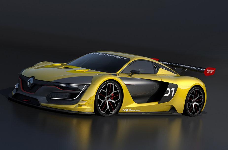 """Renault Sport R.S. 01"""