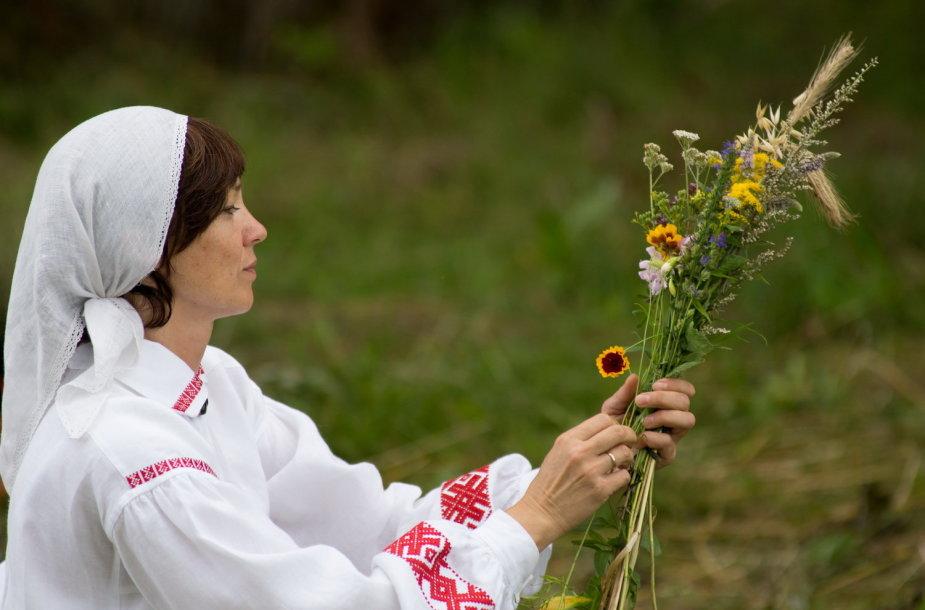 Žolinės šventė Rumšiškėse