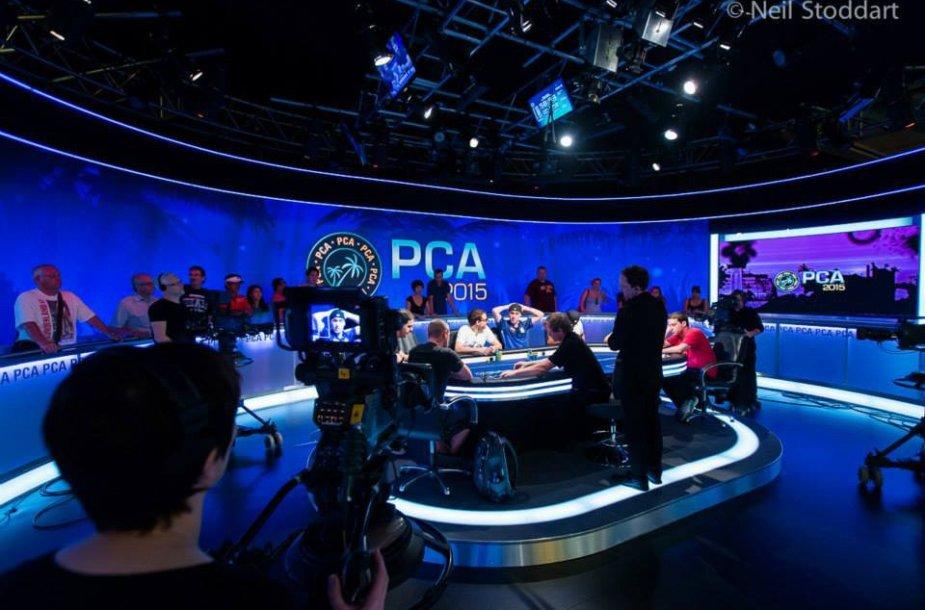 """""""PokerStars.net Karibų nuotykio"""" (PCA) finalas"""