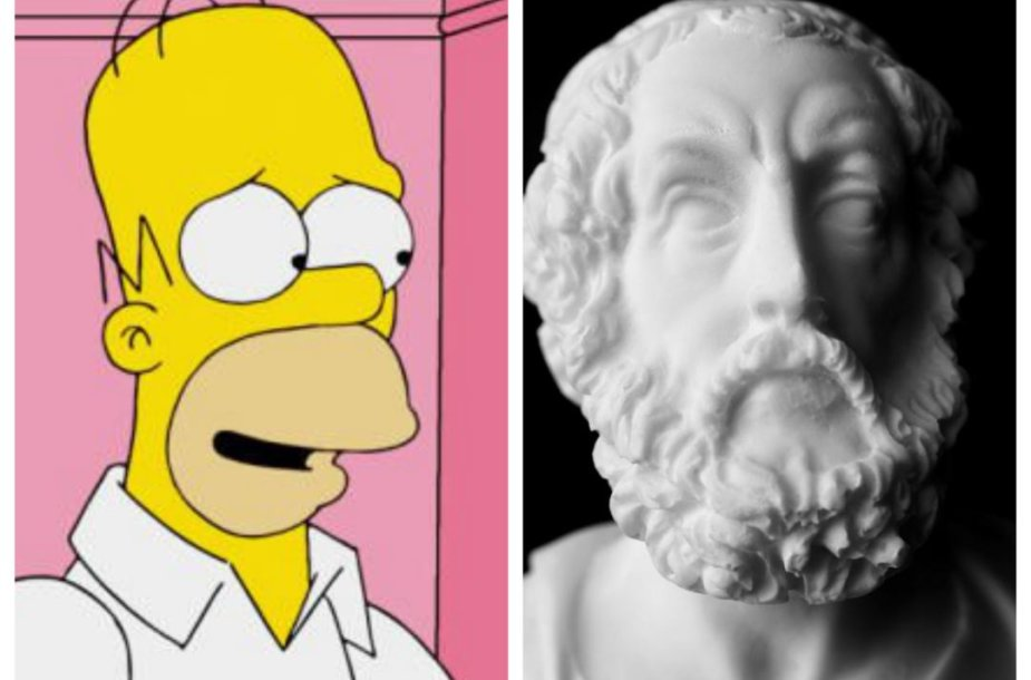 Houmeris ir Homeras