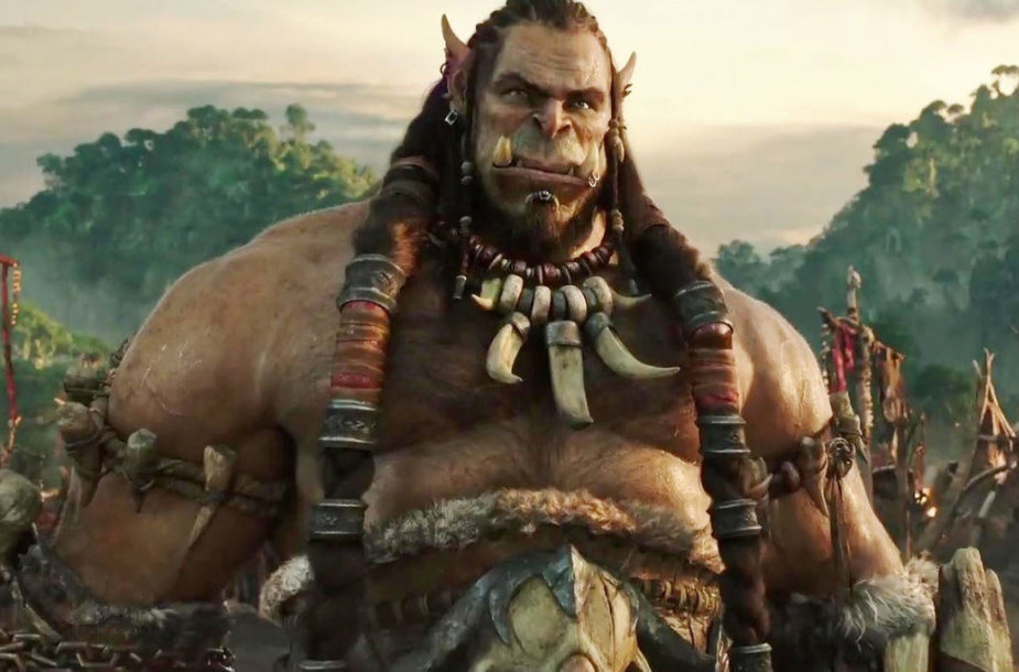 """Kadras iš filmo """"Warcraft. Pradžia"""""""