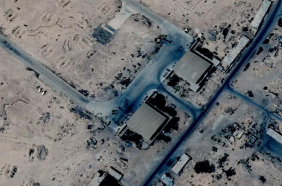 Sirijos karinių oro pajėgų bazė T-4