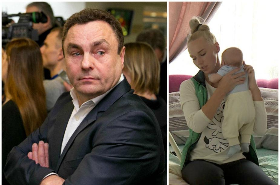 Petras Gražulis ir Birutė Navickaitė
