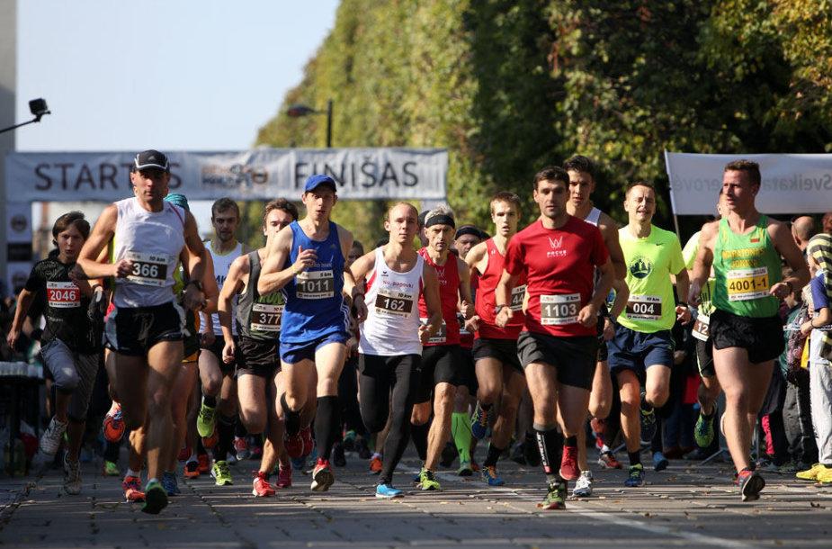 Bėgimas Kaune