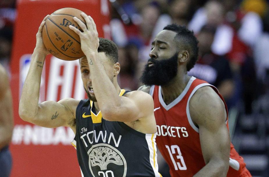 """""""Rockets"""" – """"Warriors"""""""