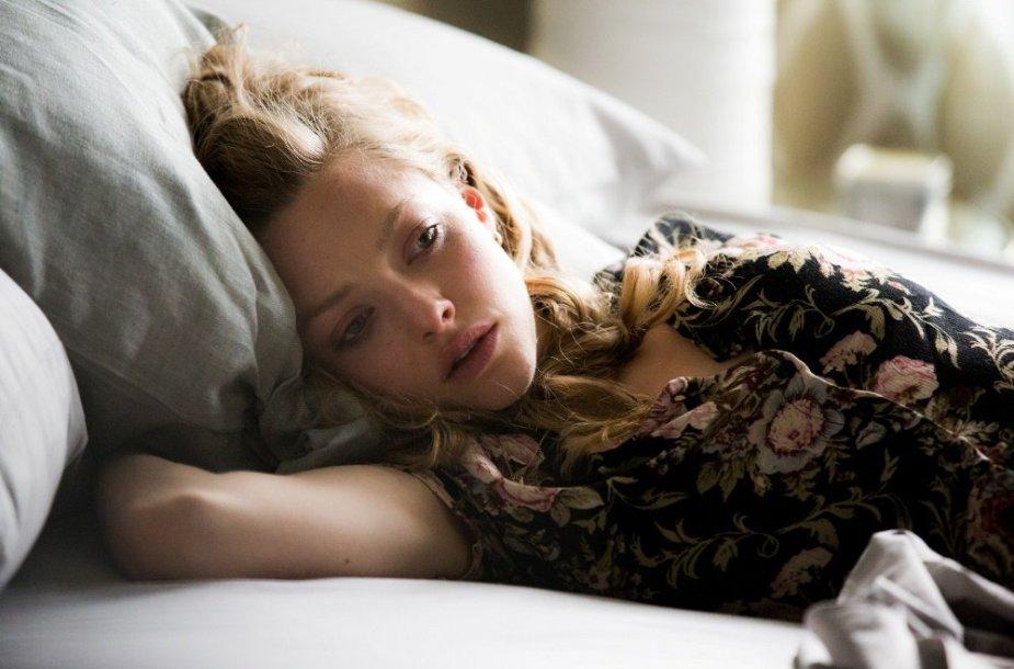 "Amanda Seyfried filme ""Išmokyk mane mylėti"""