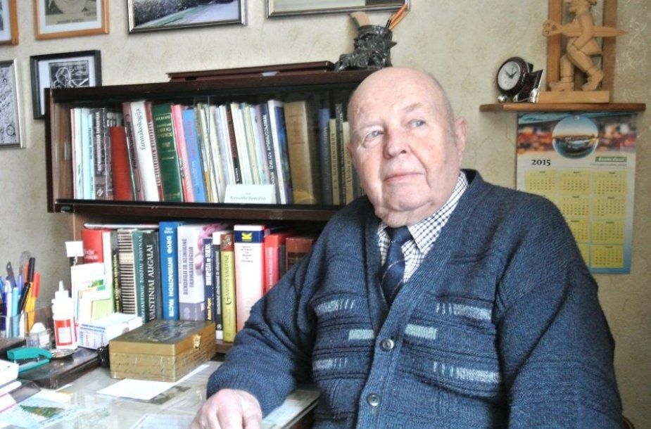 Prof. Romualdas Basevicius