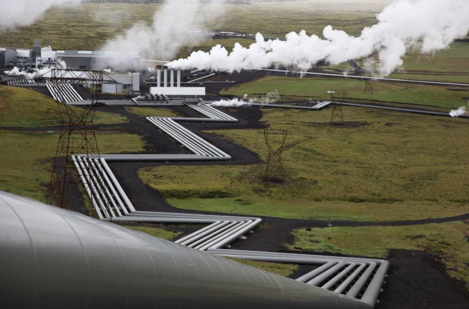 Hedlisheidžio geoterminė elektrinė