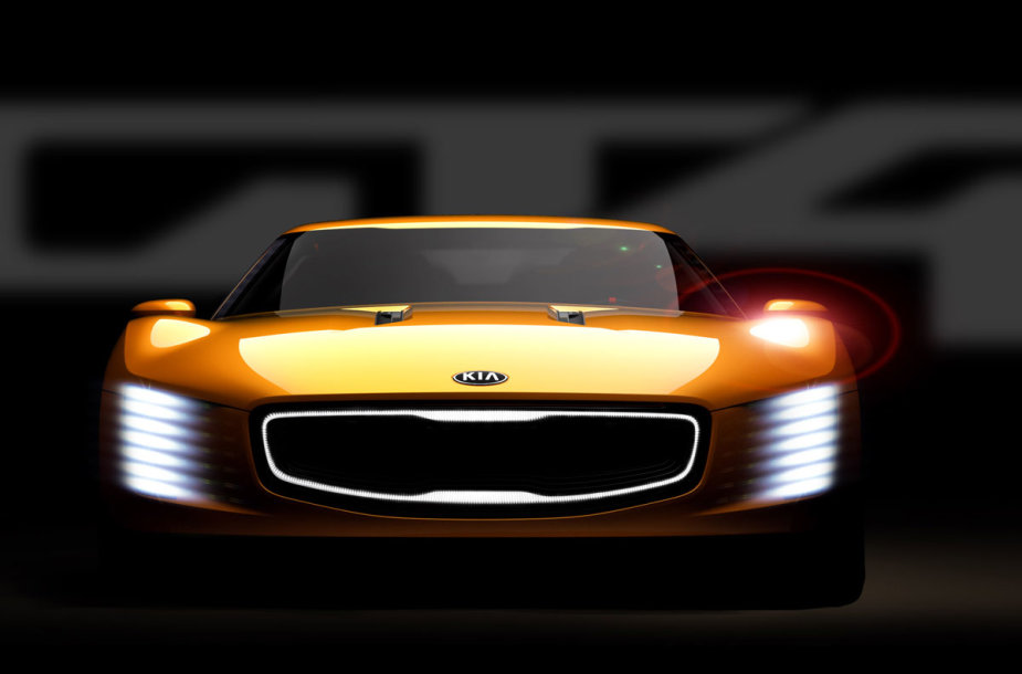"""Kia GT4 Stinger"""