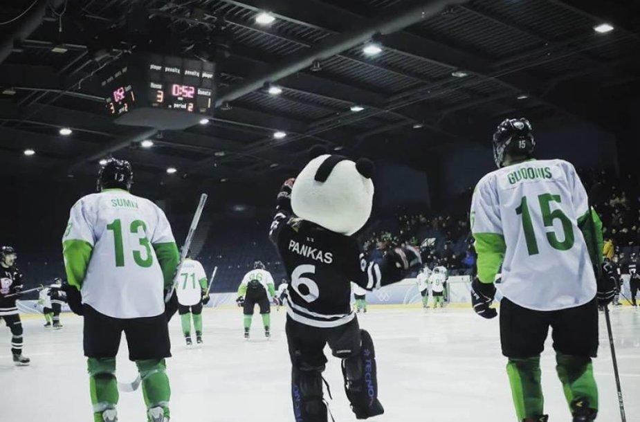 """""""Hockey Punks"""" – """"Kaunas Hockey Panda"""""""