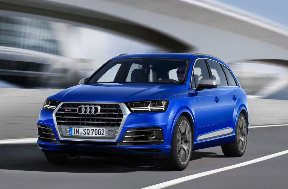 """""""Audi"""" SQ7 TDI"""
