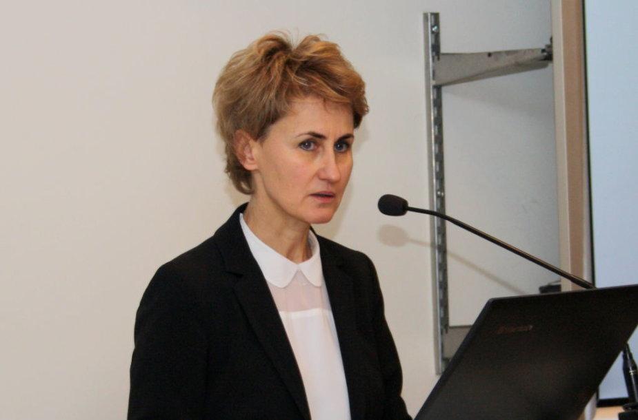 Panevėžio apygardos prokuratūros vyriausioji prokurorė Nida Grunskienė