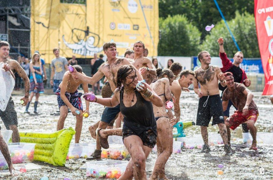 """Karklė Live Music Beach 2014"""