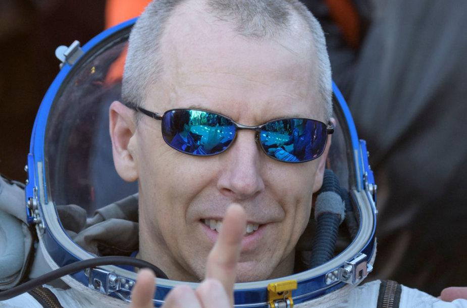 Astronautas Drew Feustelis