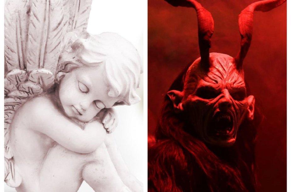 Angelas ir velnias