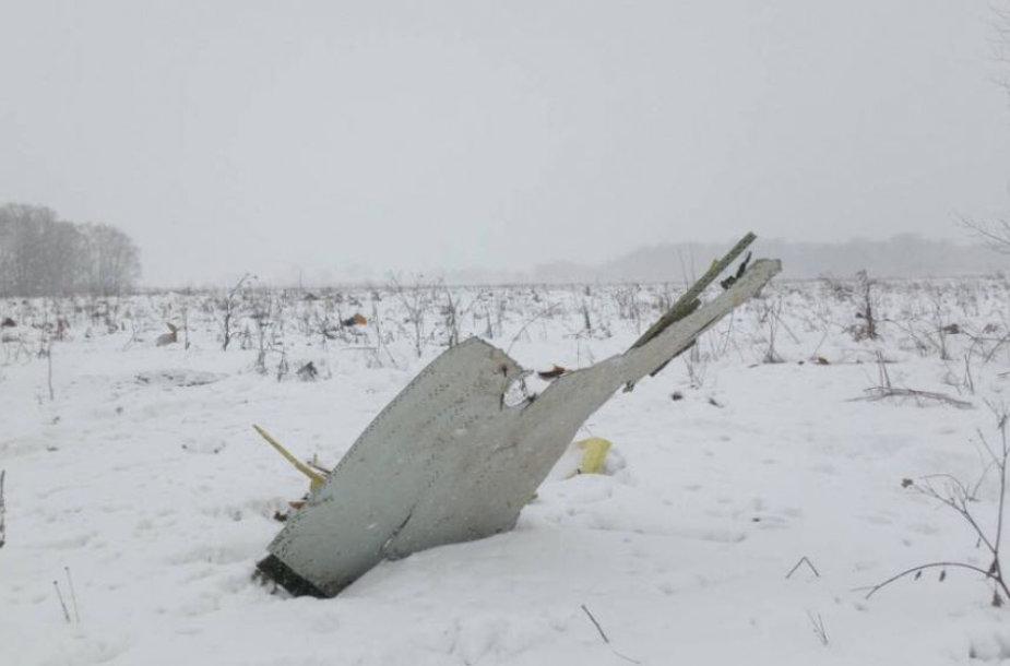 Lėktuvu skrido 71 žmogus