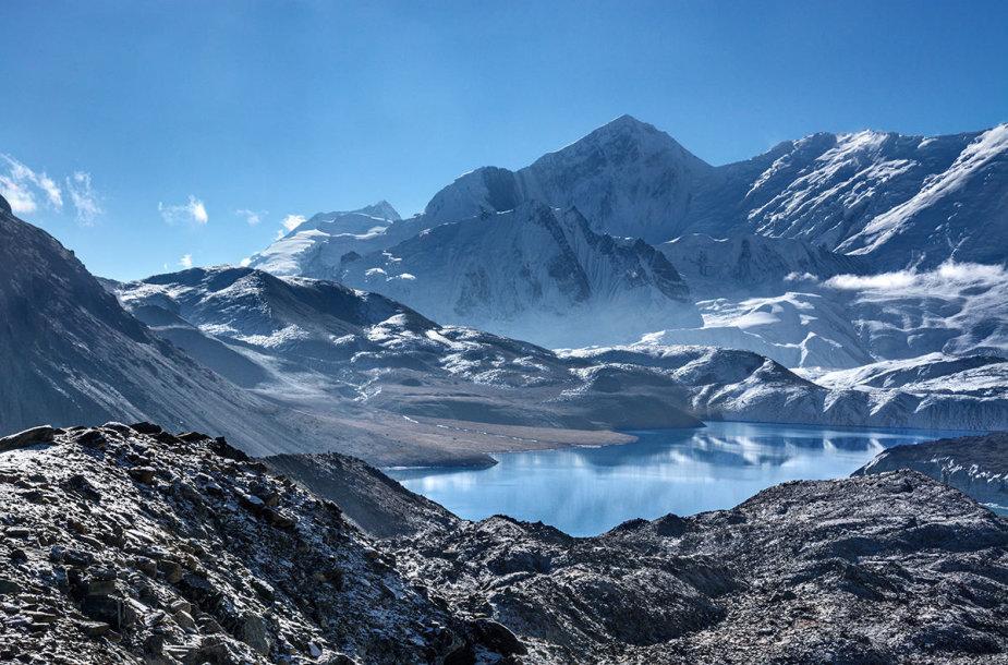 4. Himalajai, Nepalas