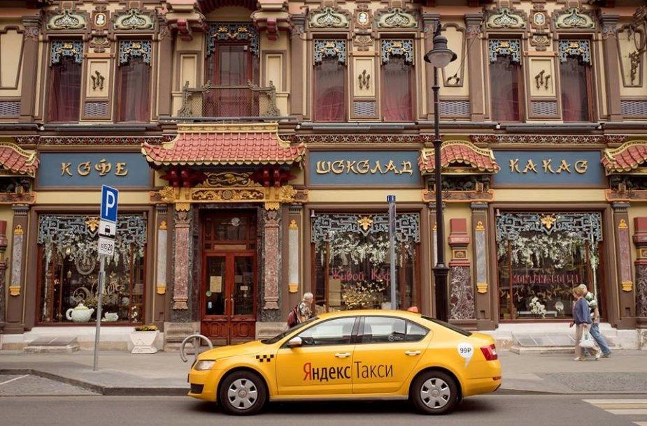 """""""Yandex. Taxi"""""""