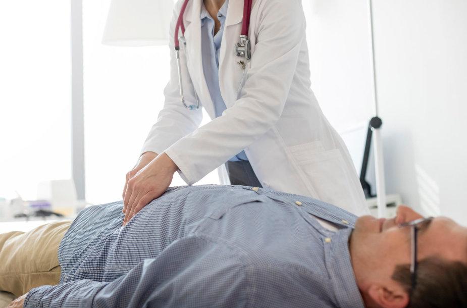 Gydytojo apžiūra