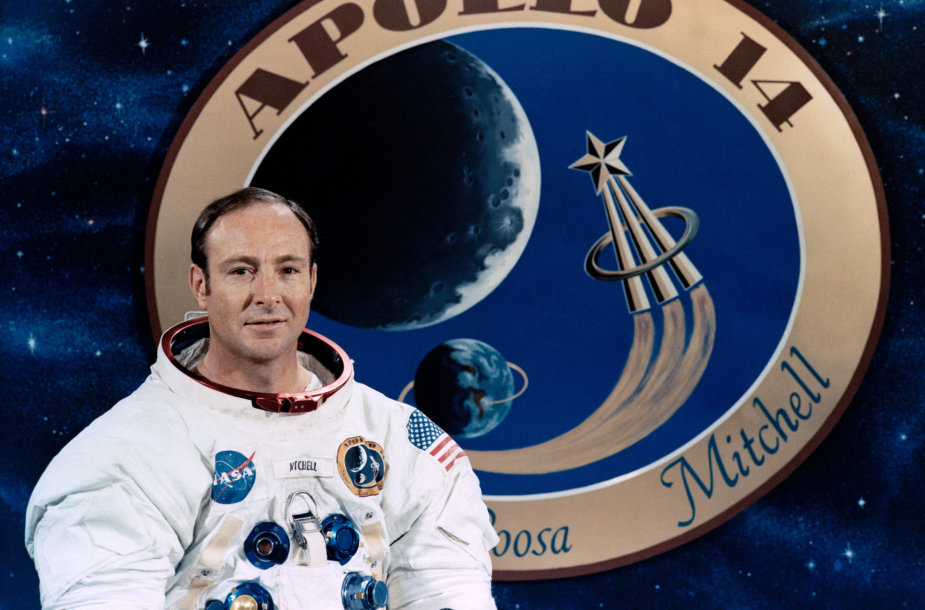 Astronautas Edgaras Mitchellas