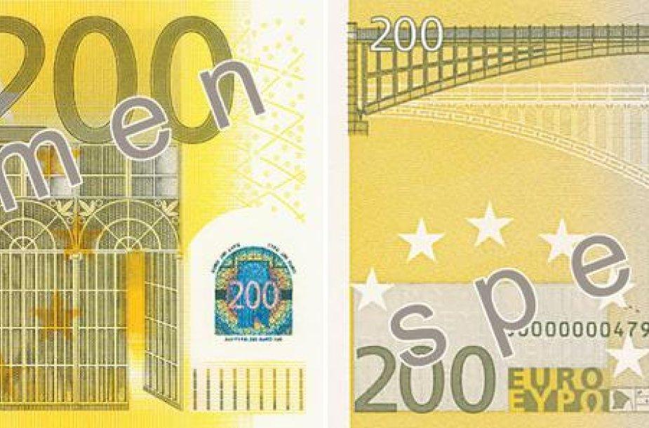 200 eurų banknotas