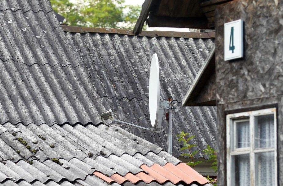 Šiferinis stogas