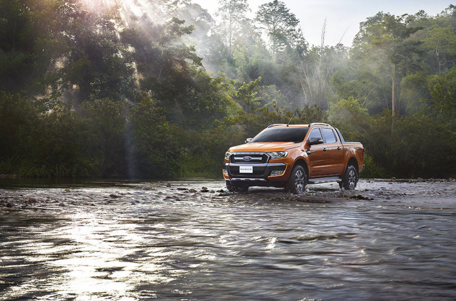 """Ford Ranger Wildtrak"""