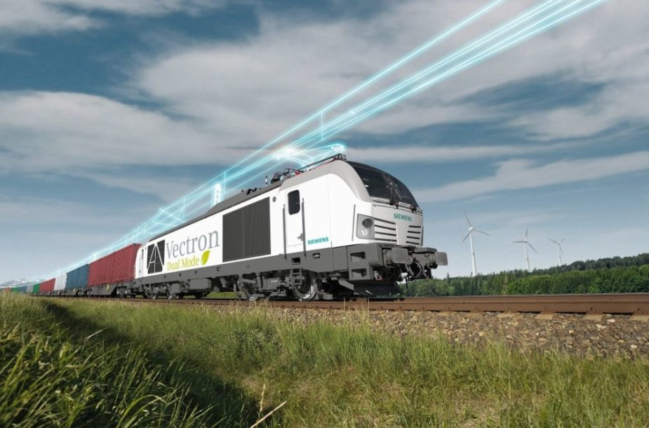 Siemens Vectron Dual Mode
