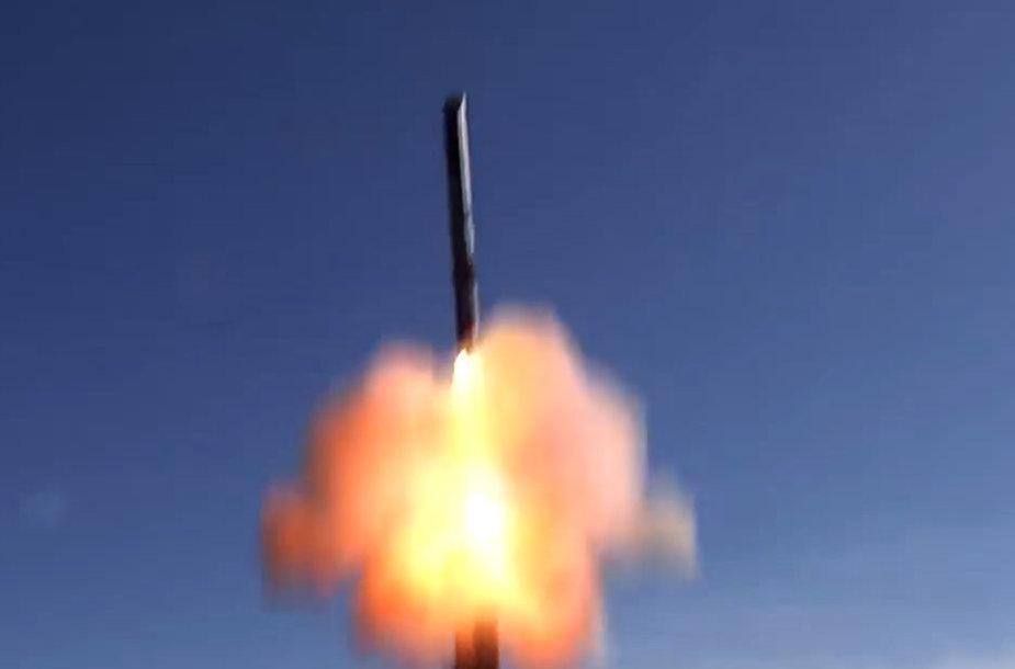 Rusijos kruizinė raketa