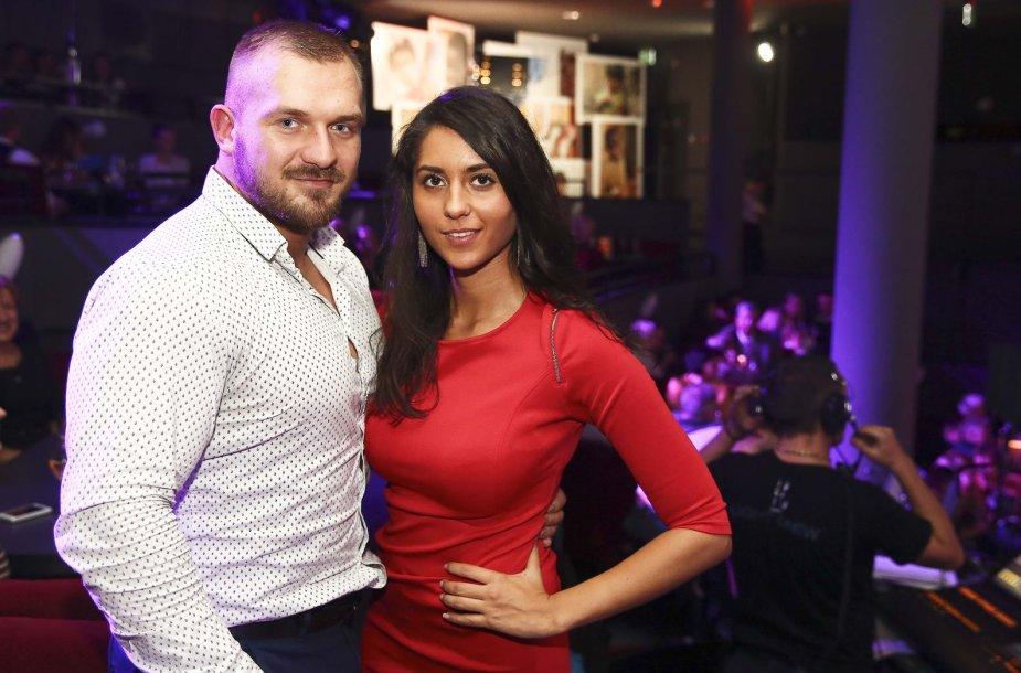 Ironvytas ir Olia Stančik