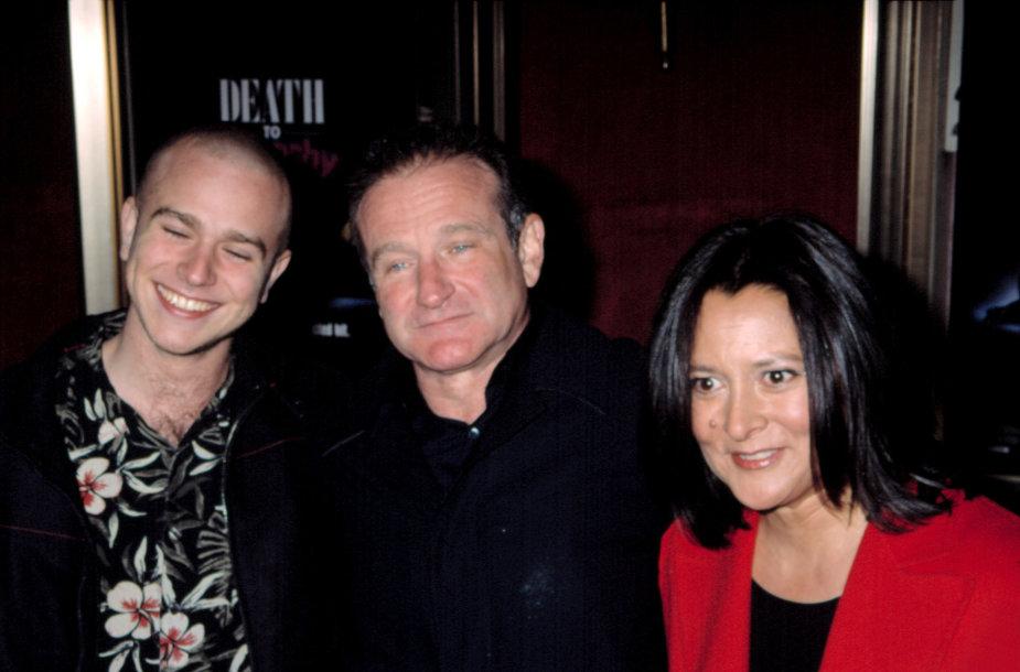 Zakas Williamsas, Robinas Williamsas