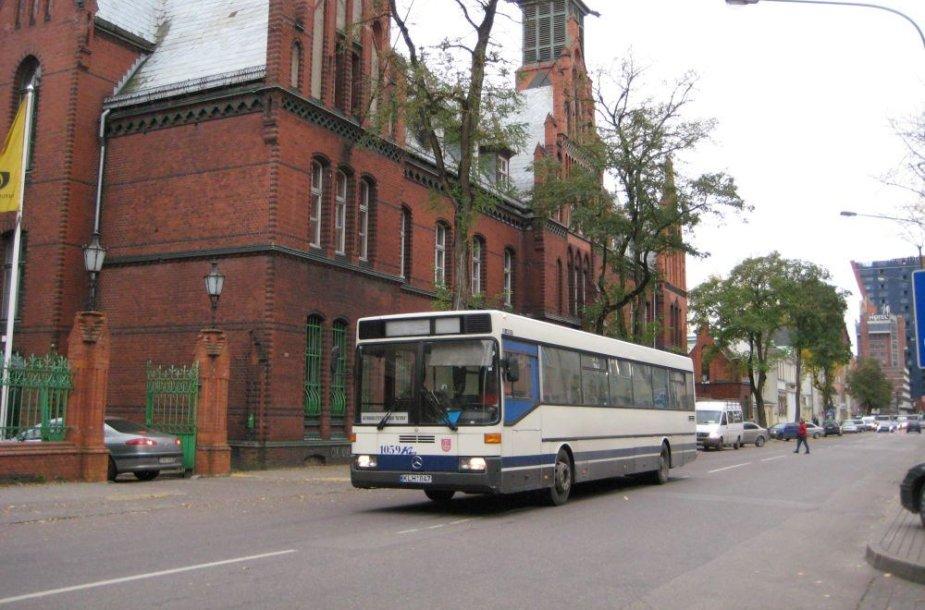 Klaipėdiečiai jau nuo naujųjų už keliones miesto viešuoju transportu greičiausiai mokės mažiau.