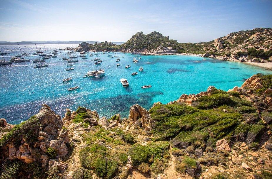 La Maddalena, Sardinija