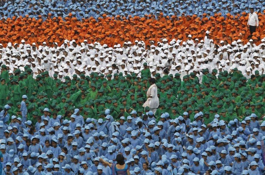 Indijos Nepriklausomybės dienos minėjimas