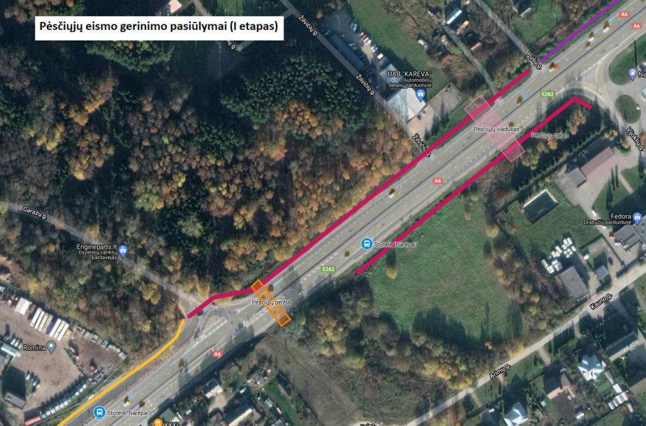 Kauno rajono valdžios schemos patobulinimo siūlymai