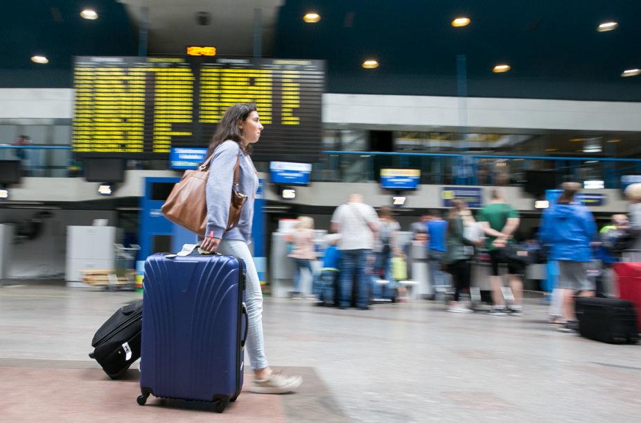 Paskutinė diena prieš Vilniaus oro uosto uždarymą