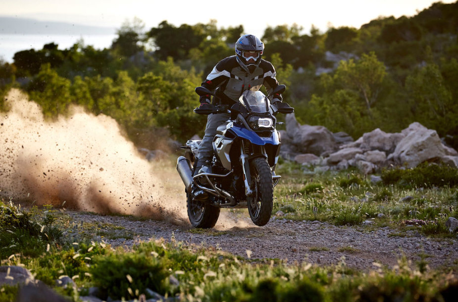 """BMW R 1200 GS Rallye"""