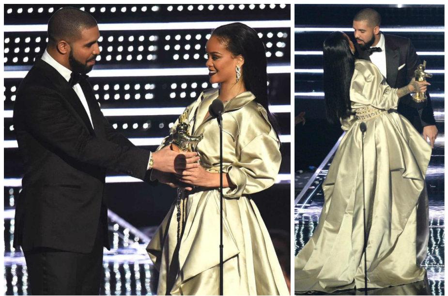 Drake'as ir Rihanna