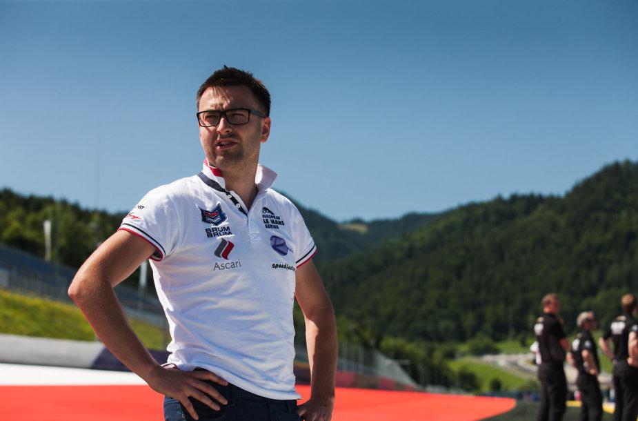 """Red Bull Ring"" trasa prieš ""European Le Mans series"" varžybas"