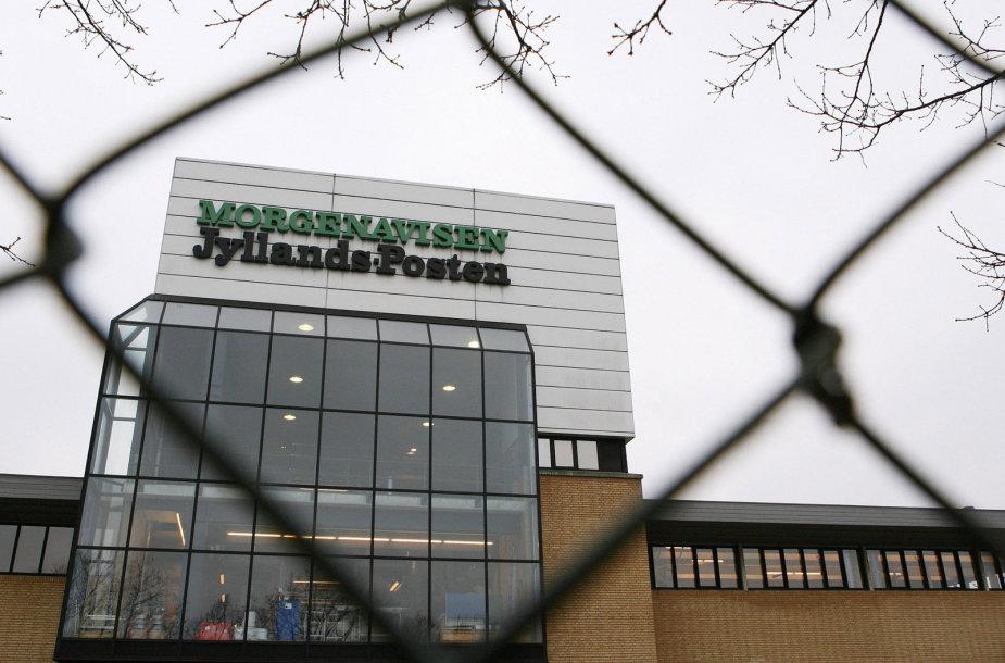 """""""Jyllands-Posten"""" redakcija"""