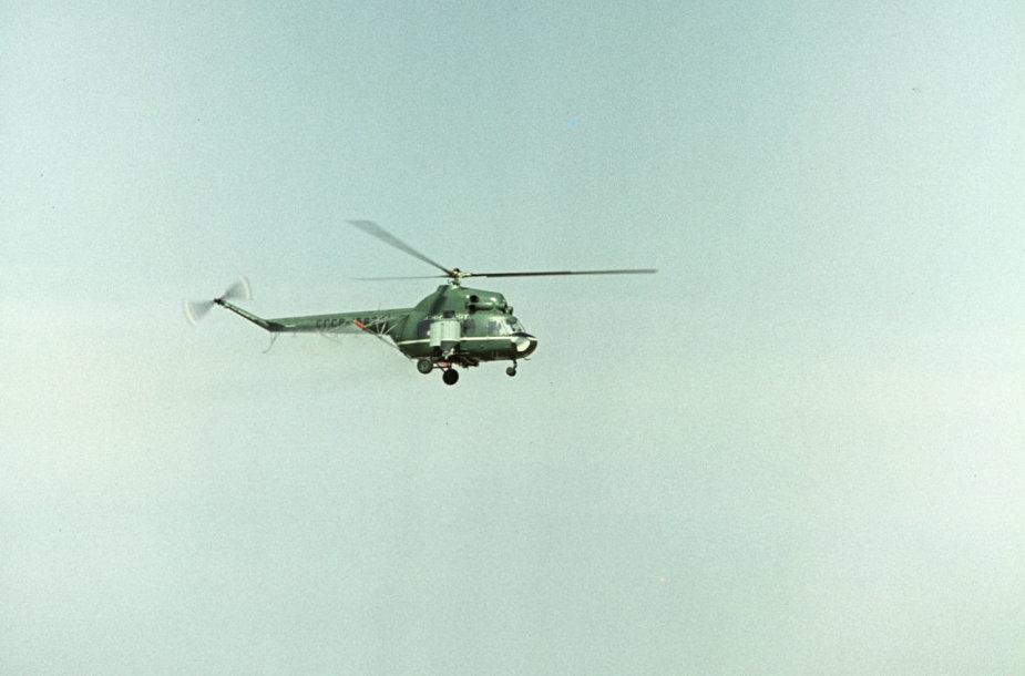 """Sraigtasparnis """"Mil Mi-2"""""""