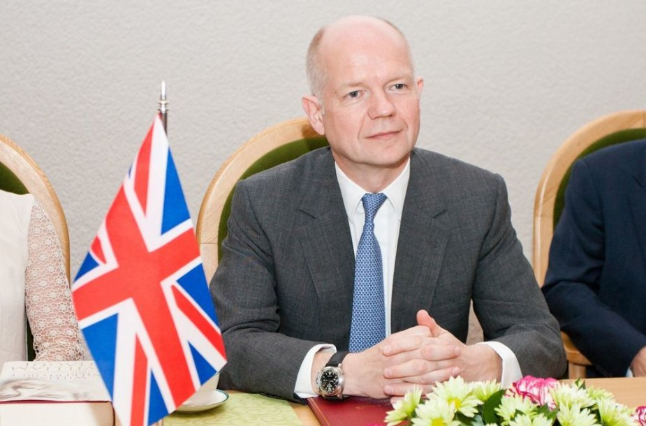 Williamas J. Hague'as