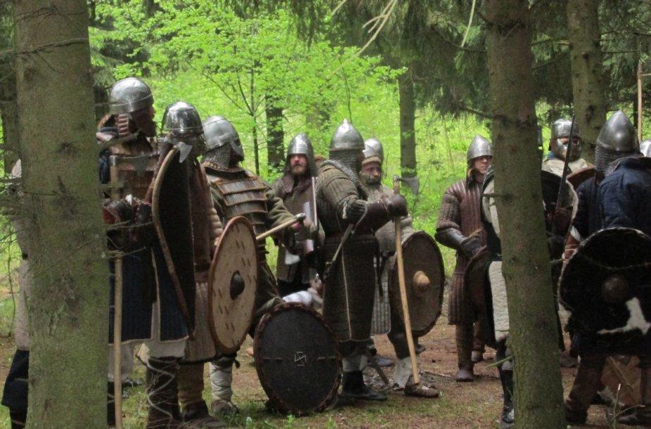 Garuozos šilo mūšis Joniškyje