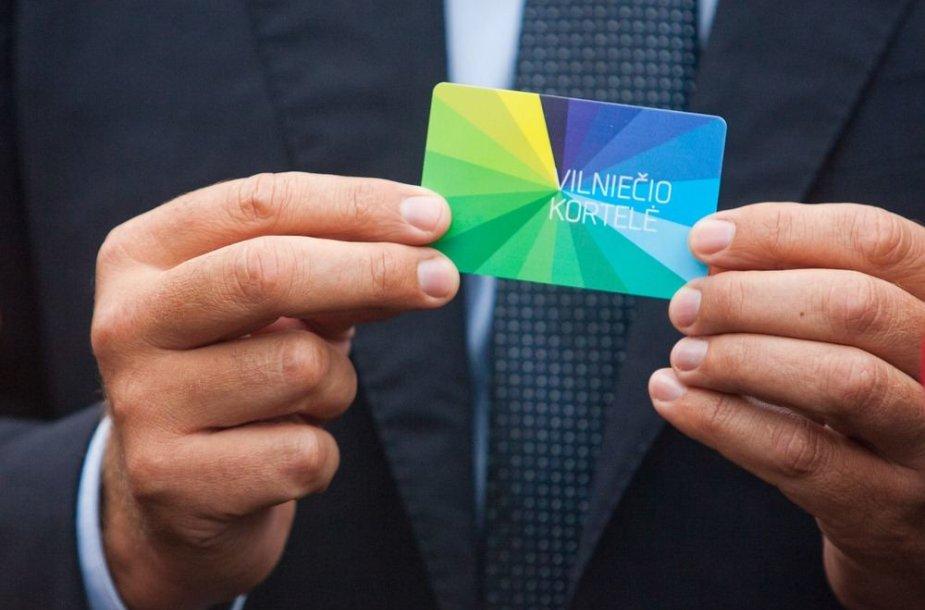 Vilniečio kortelė