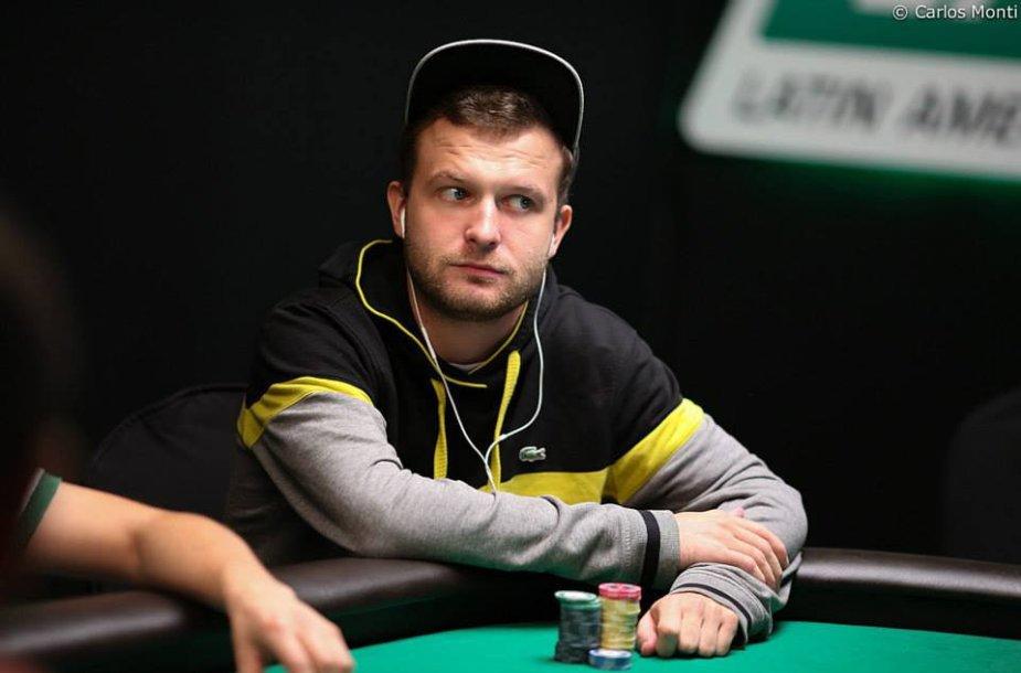 Aleksandras Rusinovas / PokerStars.net nuotr.