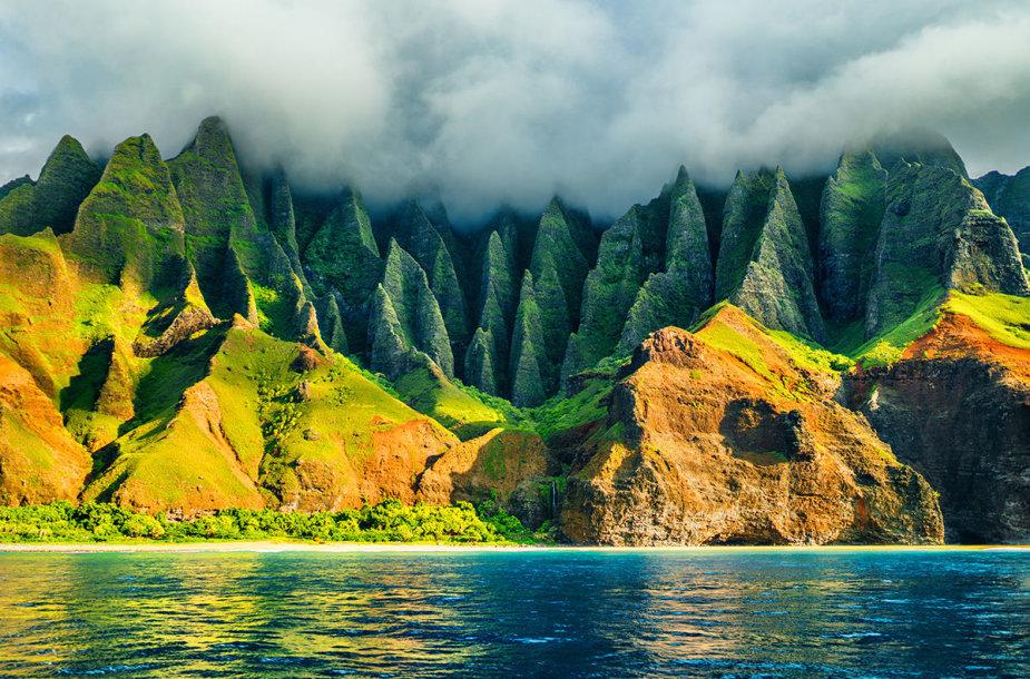 Kauai sala, Havajai, JAV