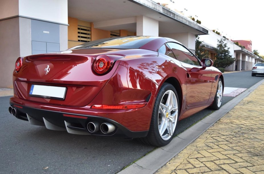 """Ferrari California"""