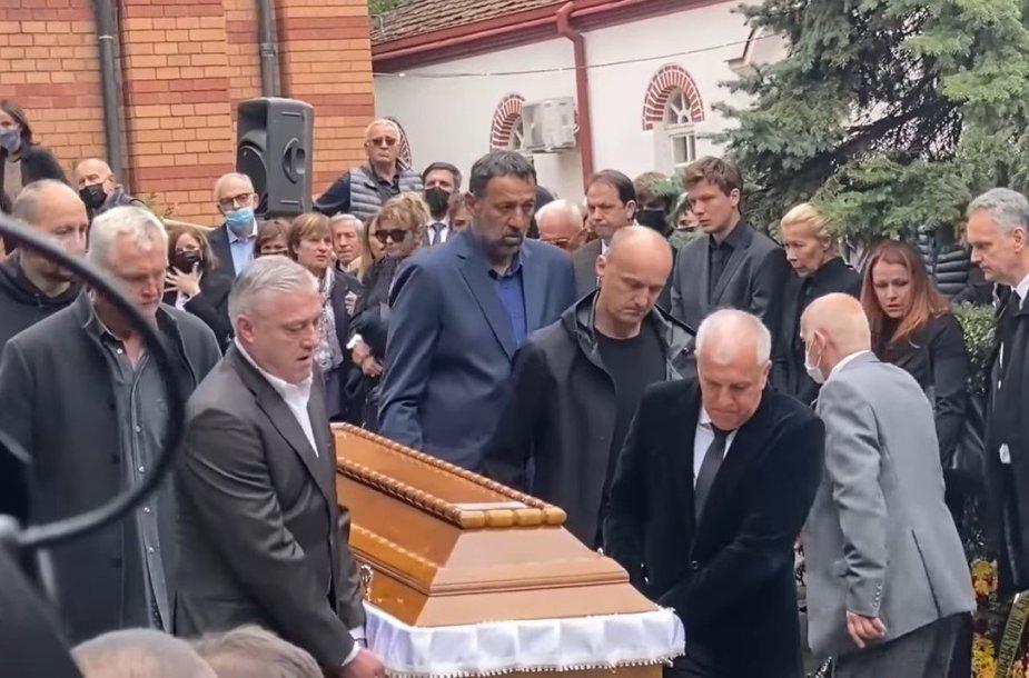 Paskutinė D.Ivkovičiaus kelionė