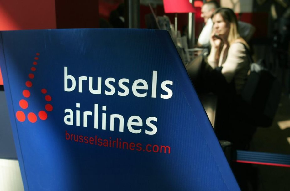 "Belgijos oro bendrovė ""Brussels Airlines"""